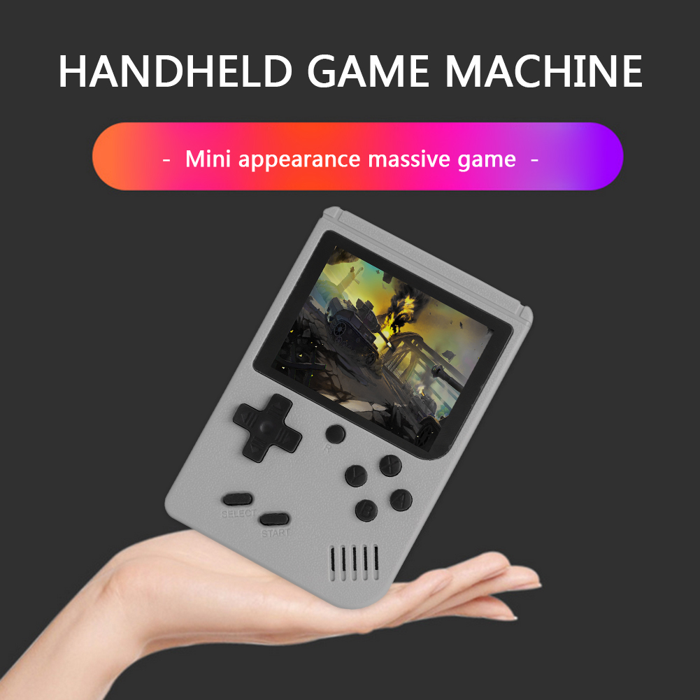 500 Games In 1 Handheld Game Player Retro Video Game Console Portable Pocket Game Console Mini Handheld Player for Kids Gift