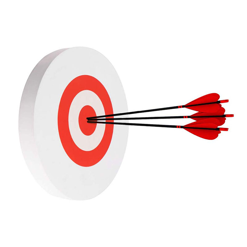 Archery Target Arrow Sports EVA Foam Target Self Healing Bow Moving Hunting Practice Accesories Foam Arrow Target