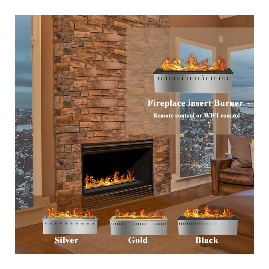 18 Inch Electric Fireplace WIFI Control Ethanol Fireplace