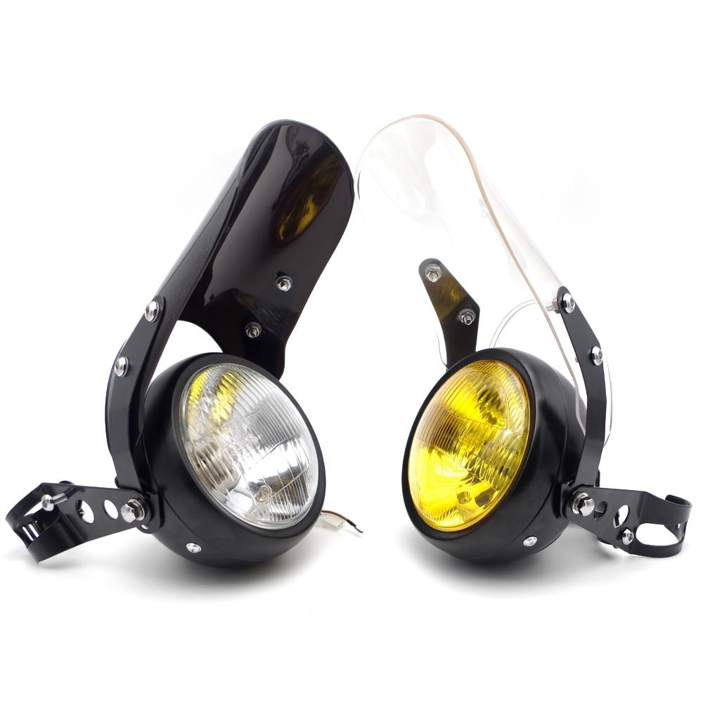 Motorcycle Headlights With Bracket Cover Halogen Headlight For aprilia trk 502 tnt 300 trk 502x 302 tnt 250 trk 502 accessories|  - title=