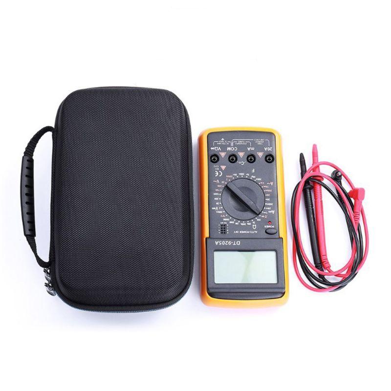 Hard Multimeter Shockproof Case EVA Bag For Fluke 101/115/116/117/113/114/F15B+