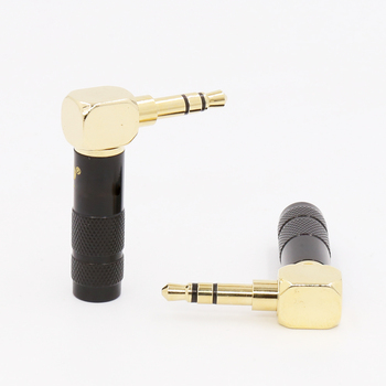 4.4mm Connector Male 5 Pole Earphone Splice Adapter DIY HiFi Solder Audio Plug