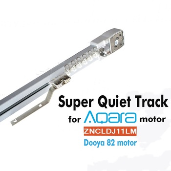 Electric Curtain Track Smart Curtain Rails Control System Customize For Aqara/Dooya KT82 DT82 TN/TV/TS/LE