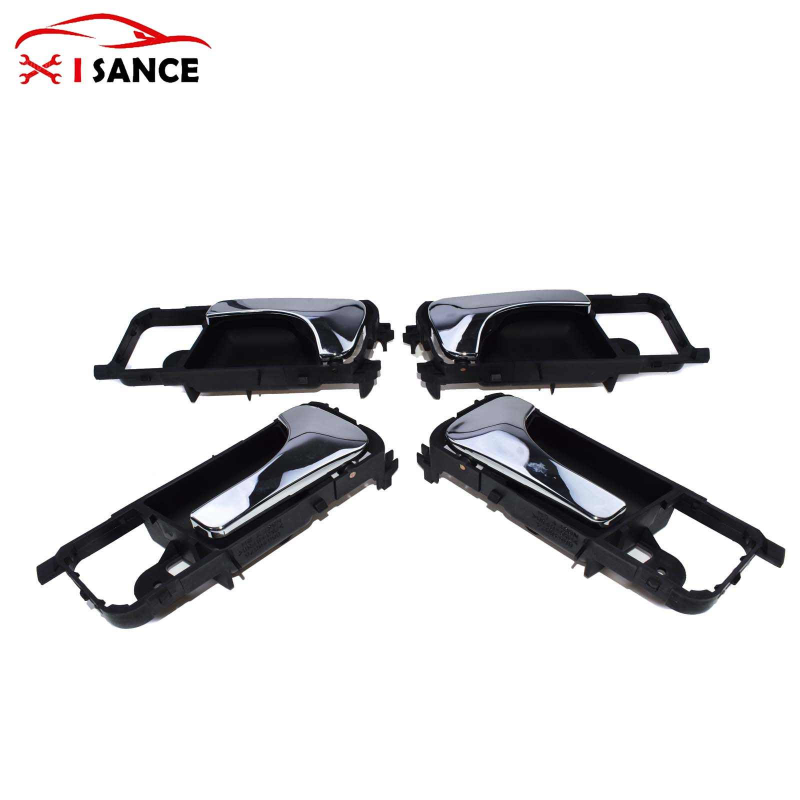Inside Chrome Door Handle Front Rear Lfet Right 96548063 96548064 For Gm Optra Lacetti Suzuki Forenza 2003 2004 2005 2006 2007 Aliexpress