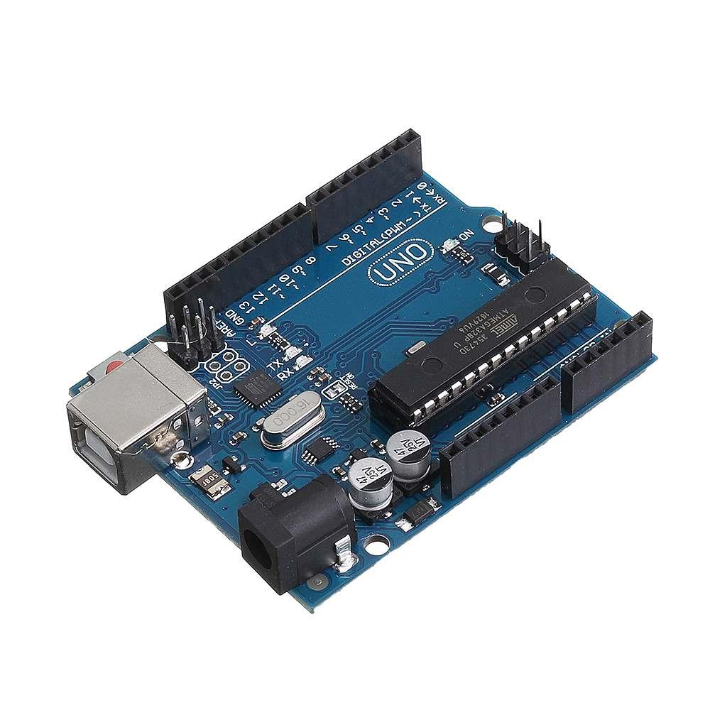 LEORY EU Plug Mega Nano реле датчика bluetooth Wifi lcd начинающих стартовый набор для Arduino без батареи версия - 4