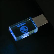 Skoda cristal + metal USB flash drive pen drive GB GB 16 8 4GB pendrive 32GB 64GB 128GB memory stick pen drive u disk