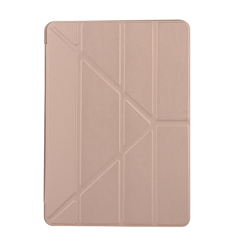Gold White Ultra Slim Soft TPU Back Cover Case For Etui iPad 2019 10 2 10 2 A2197