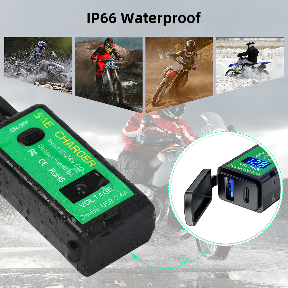 lowest price 4 Pin OBD2 Diagnostic Code Reader Adapter CABLE for HONDA Motorcycle ATV