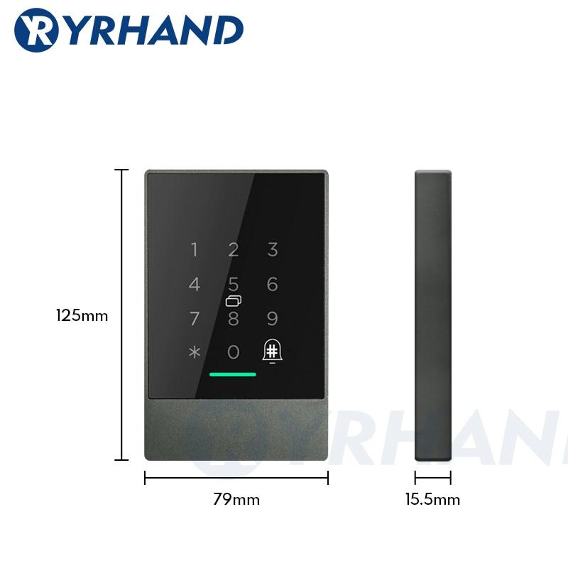 Hc3651f96e9ea4c5e942f6d4e58de9b608 IP66 Waterproof WiFi App Access Control Reader, electronic furniture digital Keypad door lock card reader bluetooth smart lock