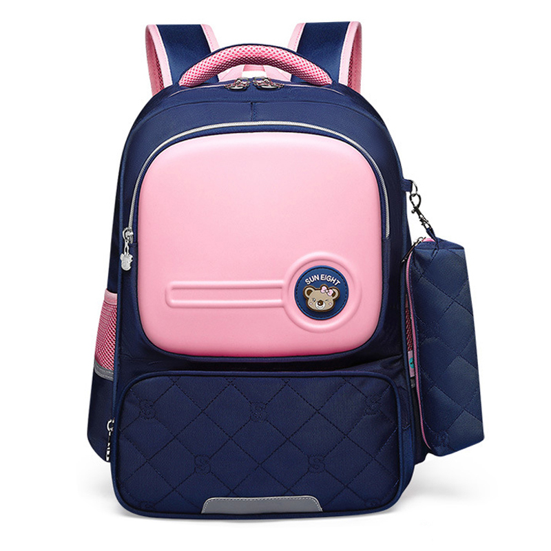 2020 New Cute School Bags For Girls Boy Cartoon Backpack Children Orthopedic Backpacks Kids Schoolbag Mochila Infantil Grade 3-5