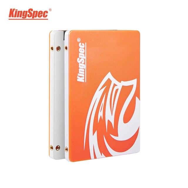 KingSpec® SSD SATA Festplatte 2,5 Zoll 4
