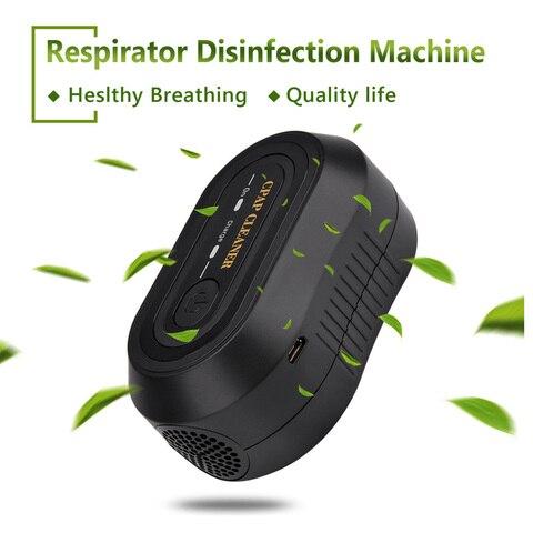 purificador de ar respirador desinfeccao maquina cuidados de saude ozonio mais limpo respirador desinfetor sleep