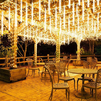 Fairy LED String Light Waterproof AC 220V 110V 5M 10M 20M 30M 50M 100M LED Christmass Indoor Outdoor Holiday Decoration image