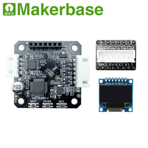 Image 2 - Makerbase controlador de motor paso a paso de circuito cerrado MKS SERVO42B NEMA17 STM32, piezas de impresora 3d CNC que evitan perder pasos para Gen L SGen L