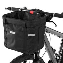 Bicycle bag , waterproof handlebar bag for bicycle, bicycle basket, bicycle front frame, bicycle accessories
