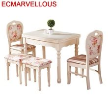 Meja Makan Esstisch A Langer Tavolo Da Pranzo Sala De Jantar Comedores Mueble Wooden Comedor Mesa Bureau Tablo Dining Table