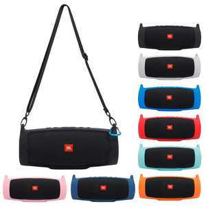 Protective-Case-Cover Speaker-Accessory Jbl-Charge Silicone Portable for 4-speaker/Portable/Mountaineering