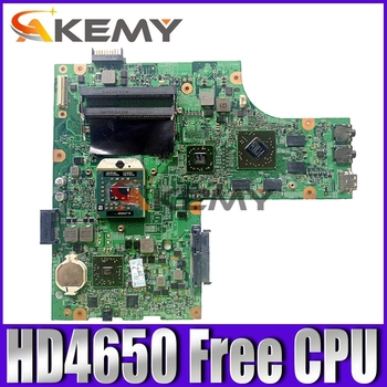 Free CPU M5010 mainboard For DELL inspiron 15R M5010 laptop motherboardCN-0HNR2M 0HNR2M 09909-1 48.4HH06.011 HM57 HD5650 GPU
