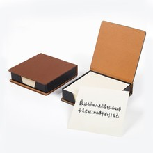 Creative business convenience box note paper N character note paper storage box