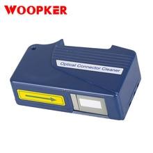 Conector de fibra óptica mais limpo caixa limpeza ferramentas ftth padrão cassete ferramenta limpeza para sc st/fc
