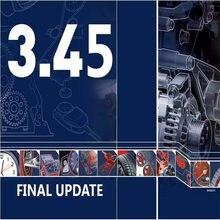 2020 venda quente do automóvel -- data3.45 versão do automóvel -- software de dados 3.45 mais recente versão