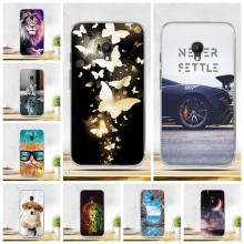 Case For Alcatel Pixi 4 (5.0) 4G 5045D 5045X Case TPU Silicone Soft Phone back Case For Alcatel Pixi 4 5045 Cover Fundas Coque(China)