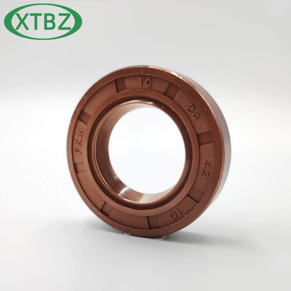 FKM Oil Seal Rotary Shaft TC-<font><b>30</b></font>*38*40*42*44*45*46*47*48*50*<font><b>52</b></font>*55*56*58*60*62*65*72*4/5/6/7/8/<font><b>10</b></font>/12 Tc oil seals High temperature image