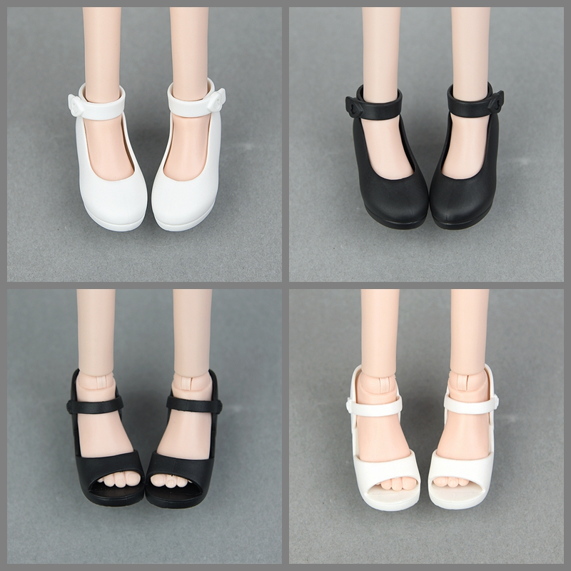 <font><b>1/4</b></font> <font><b>Doll</b></font> <font><b>Shoes</b></font> / High heels <font><b>Shoes</b></font>, Princess <font><b>shoes</b></font> sandals <font><b>Doll</b></font> Accessories For <font><b>1/4</b></font> Xinyi <font><b>BJD</b></font> SD night lolita 45-50cm <font><b>Doll</b></font> image