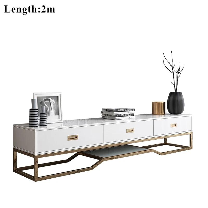 meuble tv moderne salon tv moniteur support mueble stalinite or meuble inox mesa tv table cafe centro ta