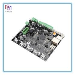 3D drukarki Smoothieboard 5XC 5X V1.1 ARM open source płyta główna 32 Bit LPC1769 Cortex M3 sterowania wsparcie Ethernet dla CNC r20 w Części i akcesoria do drukarek 3D od Komputer i biuro na