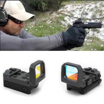 RMT point rouge portée de visée Stijl Glock vue réflexe Tactische Militaire Voor fusil Jacht vue