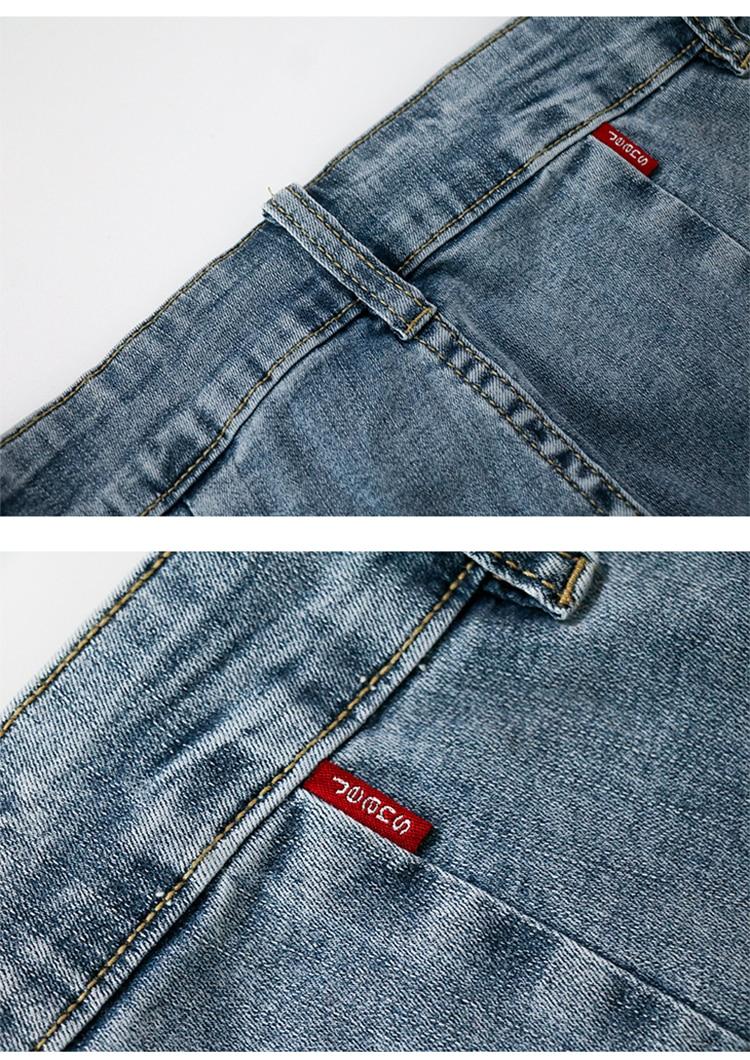 Women's Jeans High Waist Stretch Skinny Denim Pants 2020 Autumn Winter Blue Retro Washed Elastic Slim Pencil Trousers