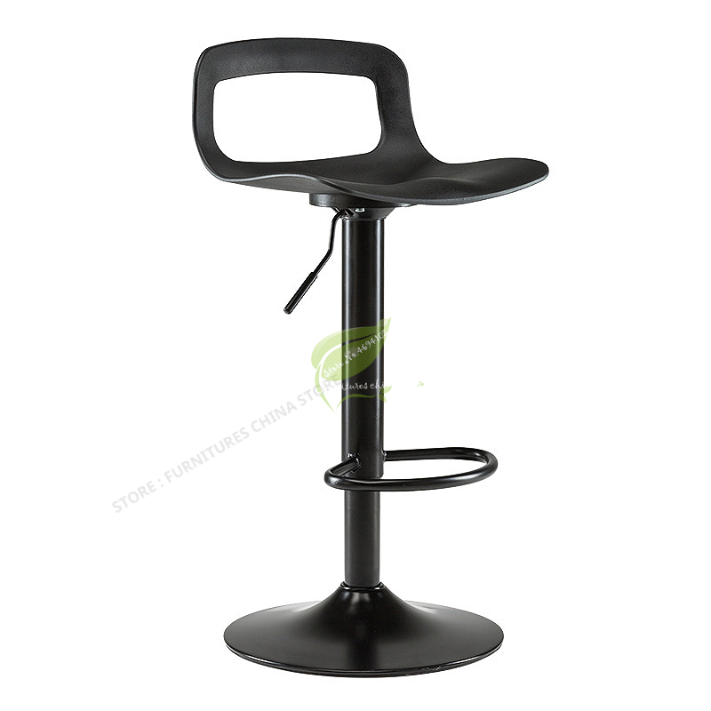 Modern Tabouret De Bar Iron Bar Chair Bar Stool Seat Make Up Chair Dotomy Beauty Salon Furniture Simple Modern