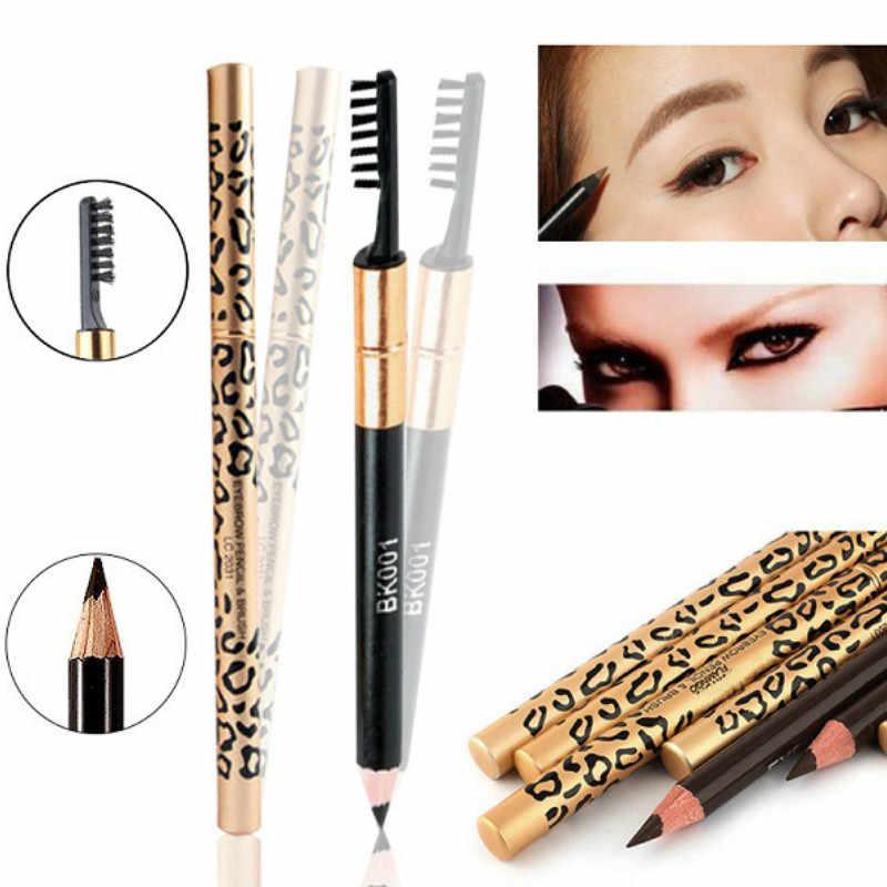 1Pcs Sexy Eyeshadow Palet Makeup Kosmetik Berlian Glitter Metalik 5 Warna Nude Lembut Berpigmen Profesional Mini Shadow Kit