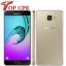 Samsung-teléfono inteligente Galaxy A5 2016 A5100 Original libre, Dual Sim, 5,2 pulgadas, Quad Core, Octa Cor, cámara de 13MP, 2G RAM, 16G ROM, reacondicionado