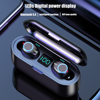 Wireless headphones Bluetooth Earphone 5.0 Stero Sound Ear Phones True Earbuds Noise Canceling Headset mi for xiaomi iphone 7 8