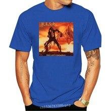Wasp o último comando topos t camisa XS-S-M-L XL-XXL w.a.s.p roupa tamanhos grandes camiseta