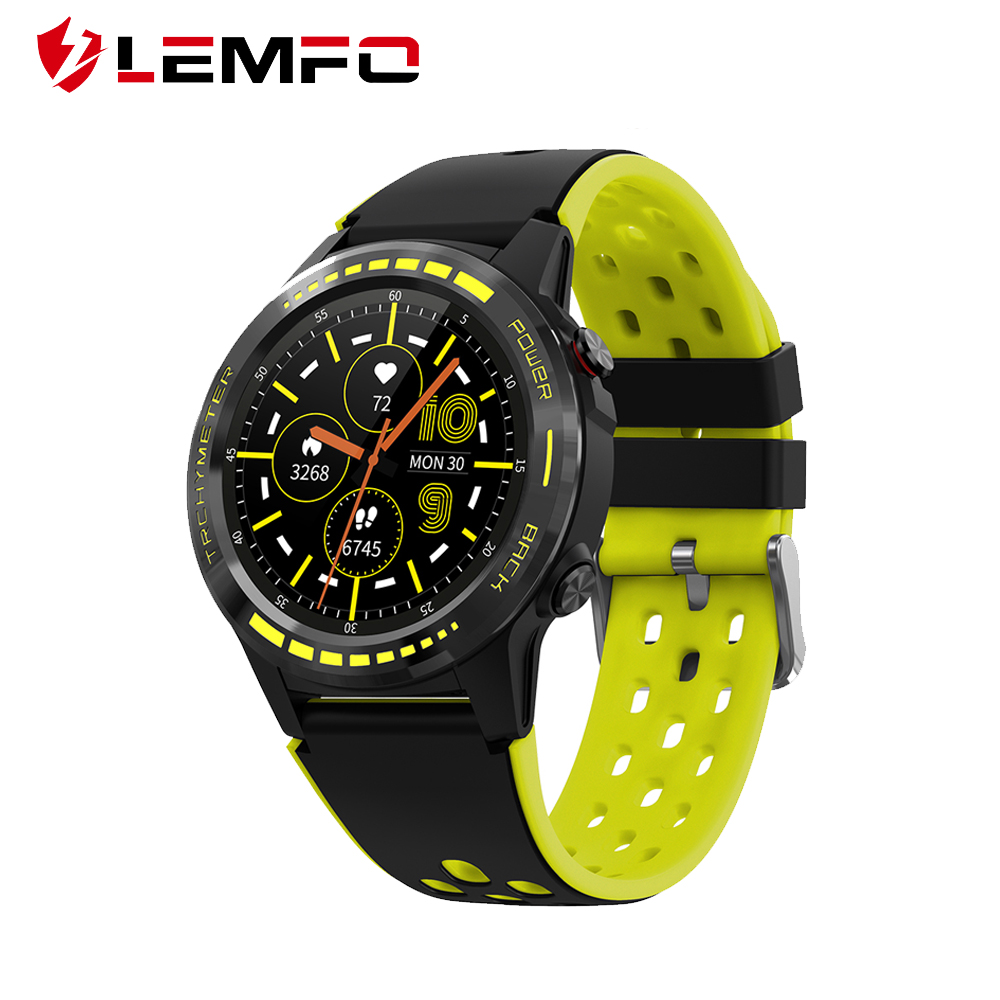 LEMFO M7S GPS Smart Watch Men With SIM Card Heart Rate Monitor Phone Smartwatch Sport Watch 2020 For Android IOS