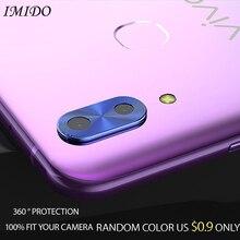 IMIDO Camera Lens Protective Case for VIVO NEX Z3 Y85 X23 Aluminum Metal Ring Cover