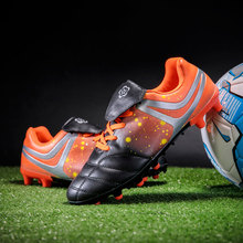 MWY Soccer Shoes For Men Outdoor Turf Futsal Football Cleats Sneakers Zapatos De Futbol Profesionales Trainers