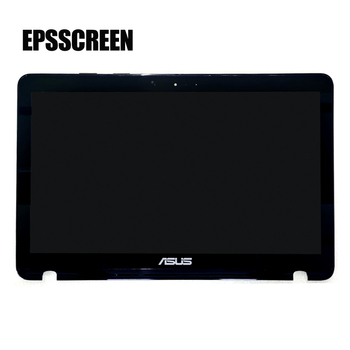 NEW notebook screen For Asus ZenBook Flip UX560 UX560U UX560UA UX560UX Touch Digitizer Glass panel lcd assembly FHD DISPLAY