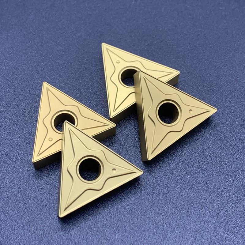 Купить с кэшбэком 10Pcs CNC Milling Inserts TNMG220408 MA UE6020 Carbide Inserts Milling Tools Woodworking Turning Tools Turning Tools TNMG 220408