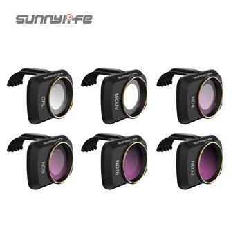 Sunnylife Mavic Mini Mavic Mini 2 Drone zestaw filtrów UV ND NDPL CPL 4 8 16 32 filtr obiektywu kamery dla Dji Mavic Mini akcesoria tanie i dobre opinie CN (pochodzenie) Filtr UV 0 76-0 8g 89mm*51mm*25mm Mavic Mini Mavic Mini 2 Filters Set MCUV ND NDPL CPL