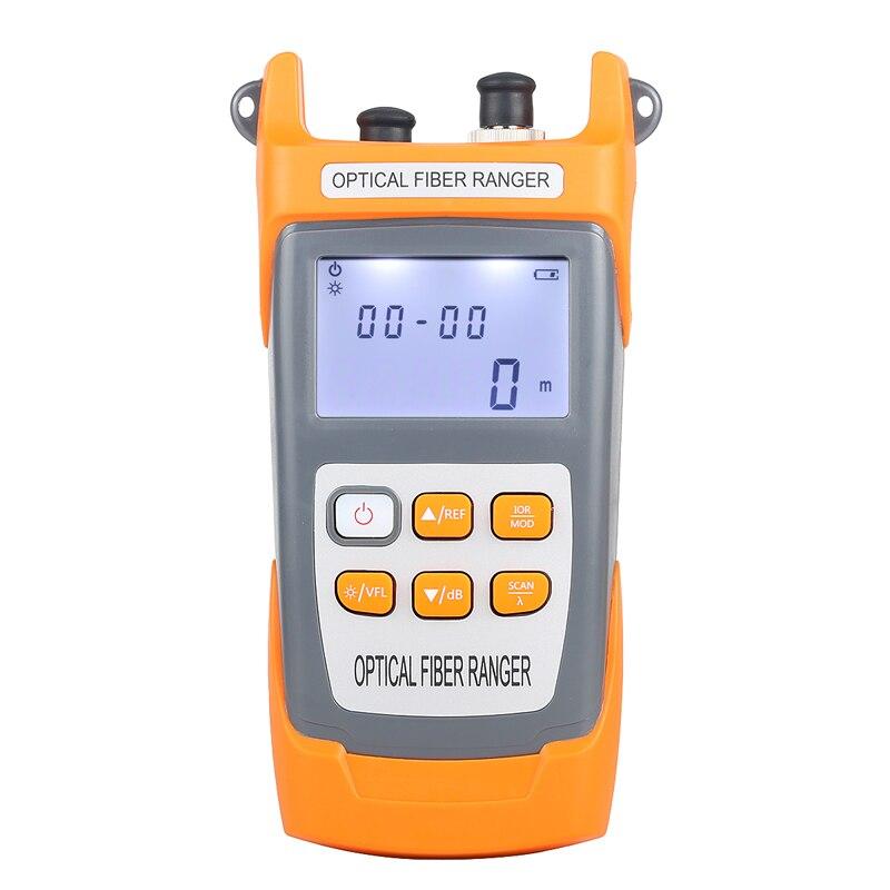 COMPTYCO AUA328 ハンドヘルド Otdr 60 キロ光ファイバレンジャー光ファイバケーブル障害物検出器 1550nm 繊維ブレークポイントテスター  グループ上の 携帯電話 & 電気通信 からの 光ファイバ機器 の中 1