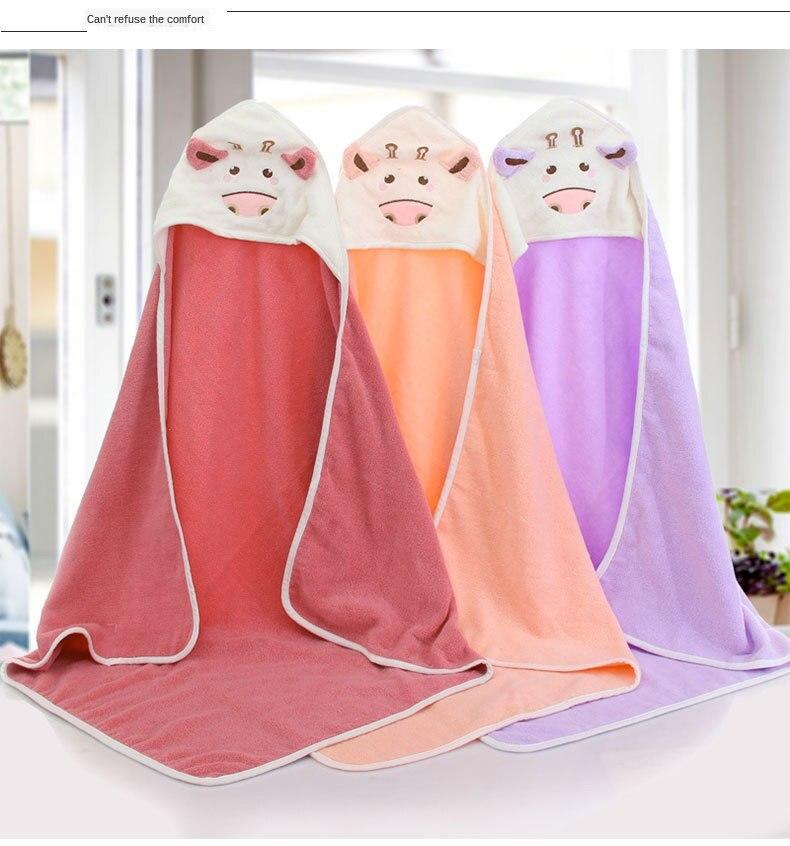 roupões de banho infantil toalha de banho