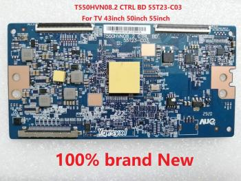 Yqwsyxl 100% brand New logic Board T550HVN08.2 CTRL BD 55T23-C03 LCD Controller TCON logic Board For Sony 43 50 55 Inch image