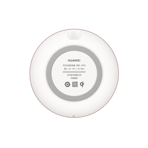 Image 5 - HUAWEI אלחוטי מטען מקורי CP60 צ י מקסימום 15W מהיר להחיל עבור iphone Xs מקס/XR/X iphone 12 Galaxy S9 מהיר מטען