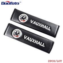 Чехол для автомобильного ремня безопасности Doofoto, аксессуары для Vauxhall Insignia, защитная накладка на плечо, Автомобильный интерьер, Стайлинг, уг...