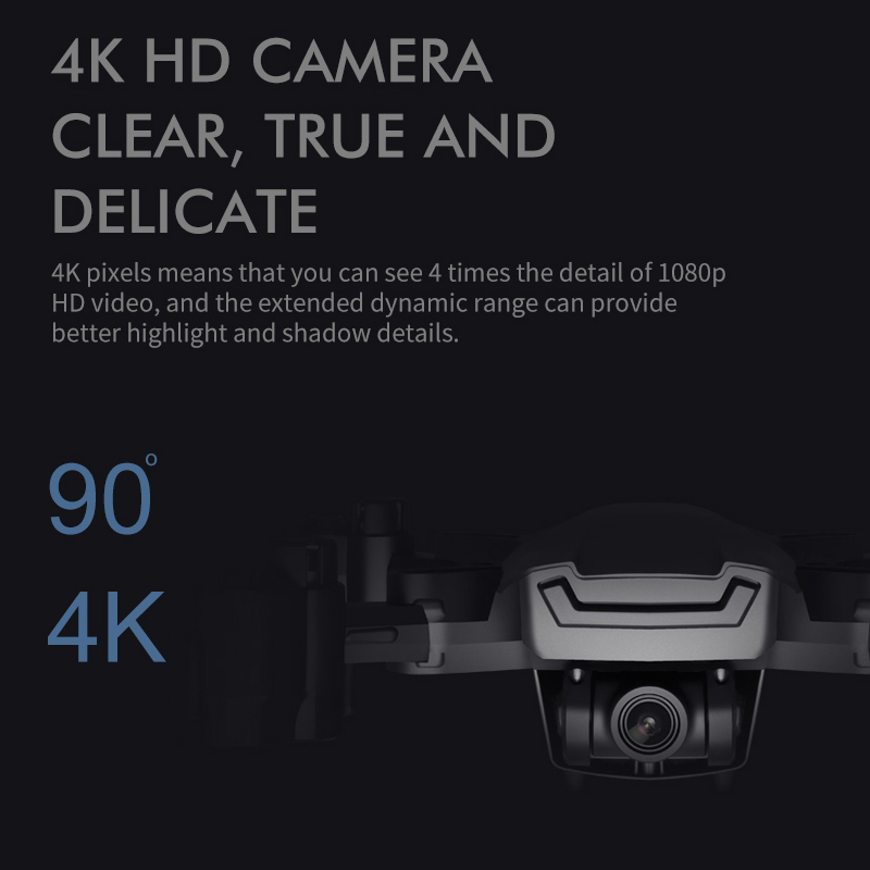 HGIYI G11 GPS RC Drone 4K HD Camera Quadcopter WIFI FPV With 50 Times Zoom Foldable Helicopter Professional Drones Optical Flow 1