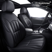kokololee Custom Leather car seat covers For GreatWall HAVAL F7 H6 H9 H5 H1 H2 H3 H8 H7 H2s M6 F5 H4 Automobiles Seat Cover cars